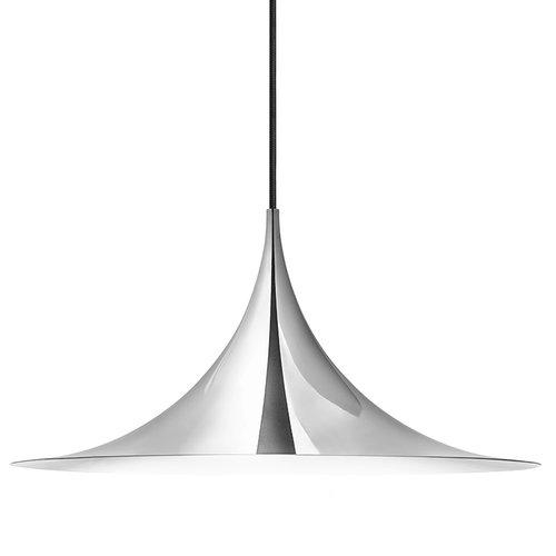 Gubi Semi pendant 47 cm, chrome