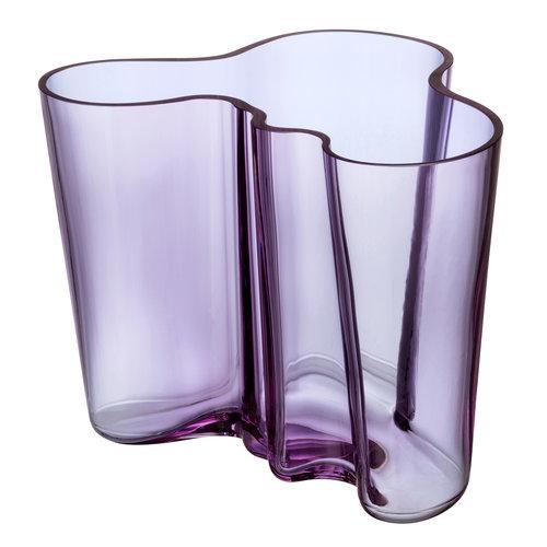 Iittala Aalto vase 160 mm, amethyst