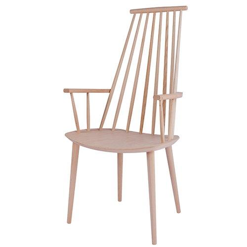Hay J110 chair, beech