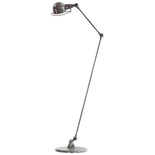 Jieldé Signal SI833 floor lamp, brushed steel