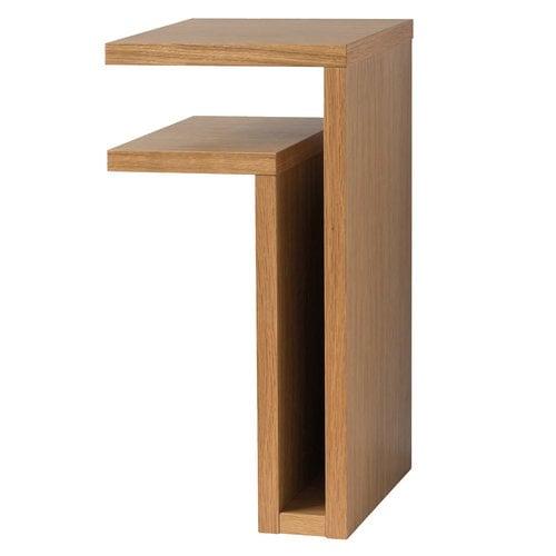 Maze F-shelf sein�hylly, vasen, tammi