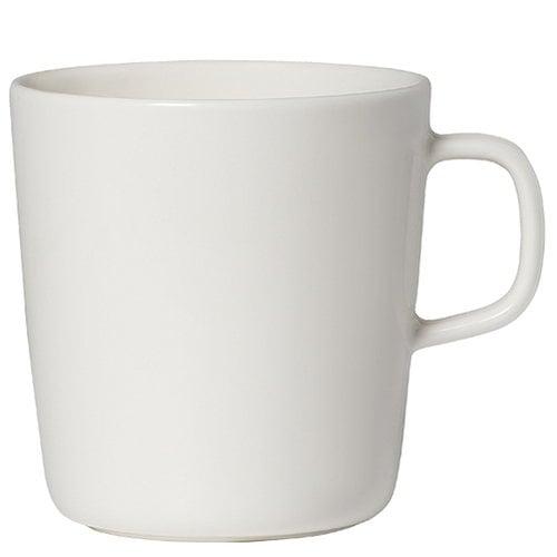 Marimekko Oiva mug 4 dl, white