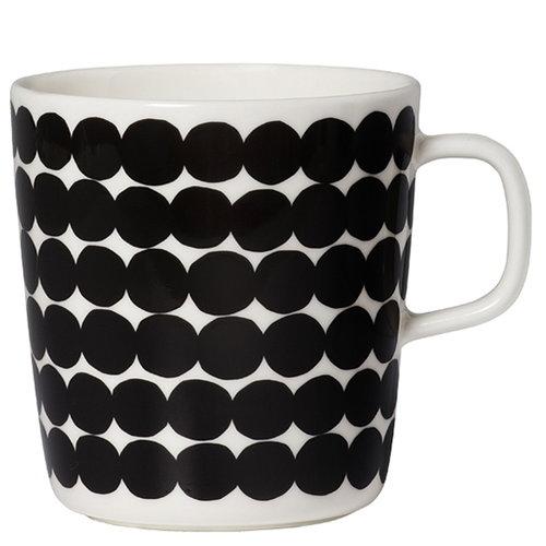 Marimekko Oiva - R�symatto muki 4,0 dl, musta