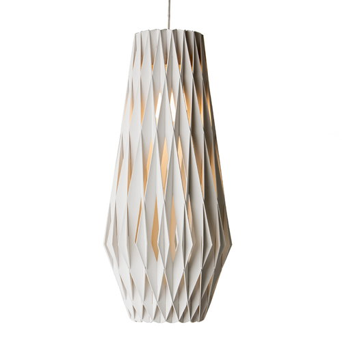 Showroom Finland Pilke 30/70 pendant, white
