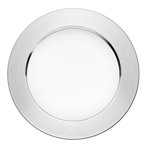 Iittala Piatto Sarpaneva Steel 42 cm