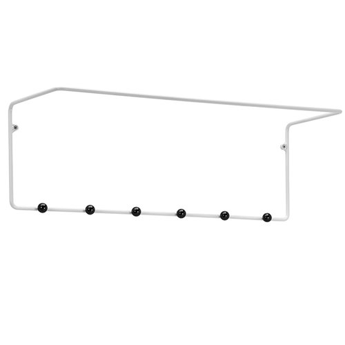 Showroom Finland Mixrack coat rack, L, white