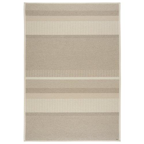 VM Carpet Laituri matto, valkoinen - beige