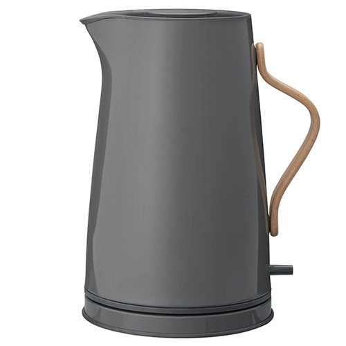 Stelton Emma electric kettle, dark grey