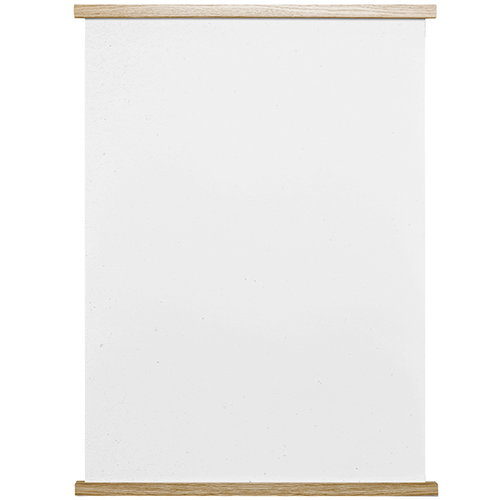 Paper Collective Stiicks magnetic poster frame, oak