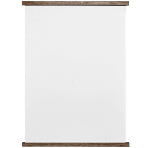 Paper Collective Stiicks magnetic poster frame, walnut