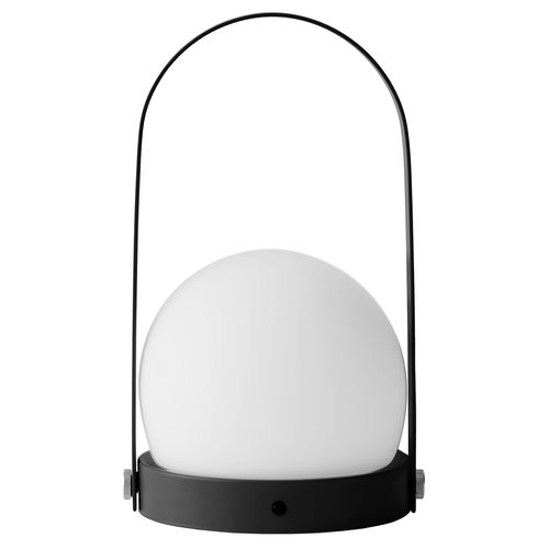 Menu Carrie LED table lamp, black