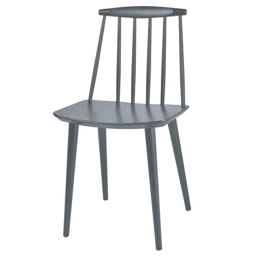 Hay J77 chair, stone grey