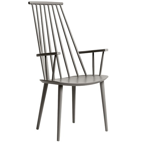 Hay J110 chair, beige grey