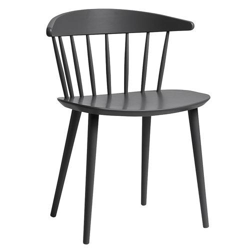 Hay J104 tuoli, tummanharmaa