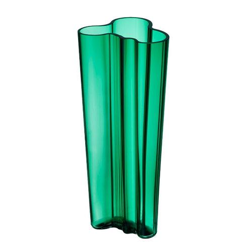 Iittala Aalto vase 255 mm, emerald