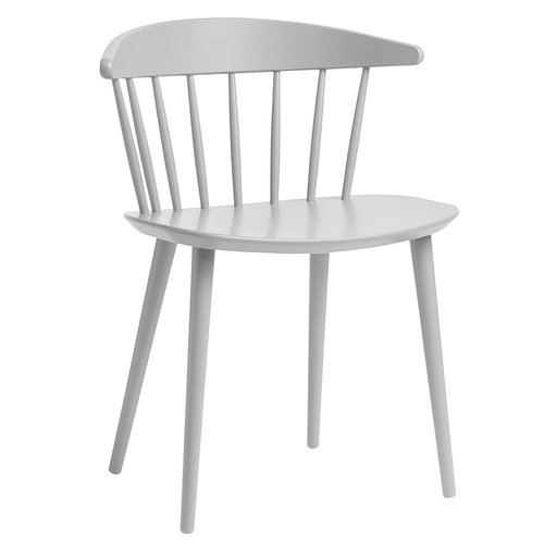 Hay J104 chair, dusty grey
