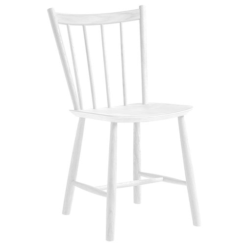 Hay J41 chair, white