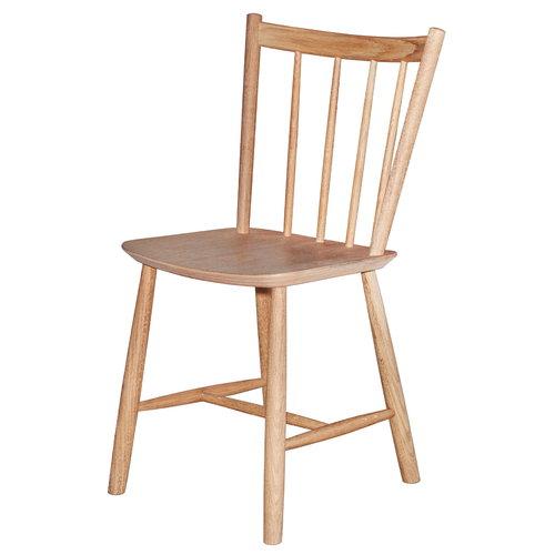 Hay J41 chair, oiled oak