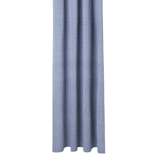 Ferm Living Chambray shower curtain, blue