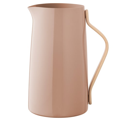 Stelton Emma pitcher, terracotta