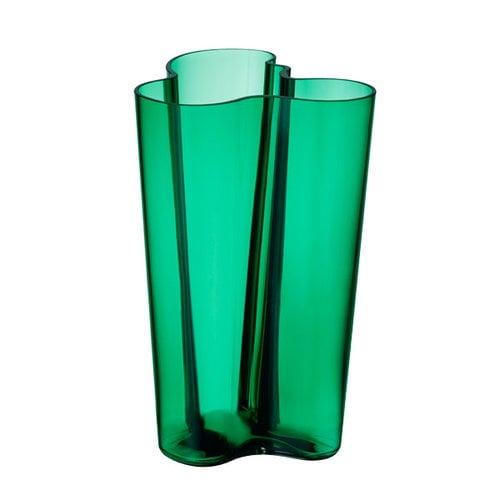 Iittala Aalto vase 251 mm, emerald