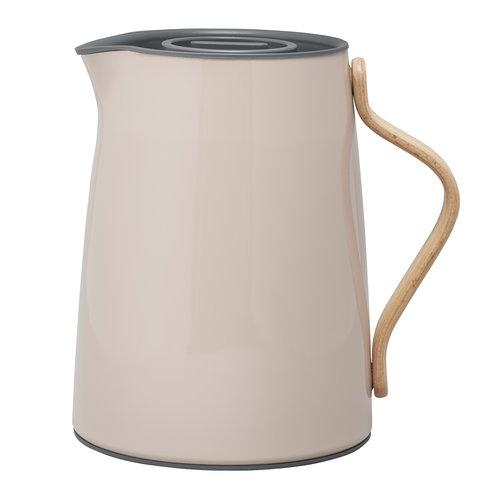 Stelton Emma vacuum jug for tea, nude