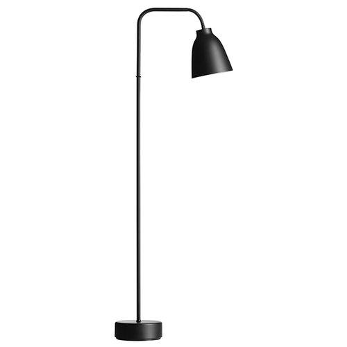 Lightyears Caravaggio Read floor lamp, black