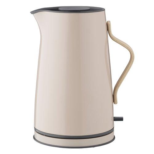 Stelton Emma electric kettle, nude