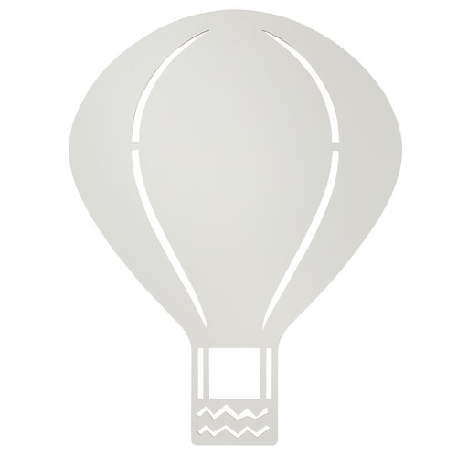 Ferm Living Air Balloon sein�valaisin, harmaa
