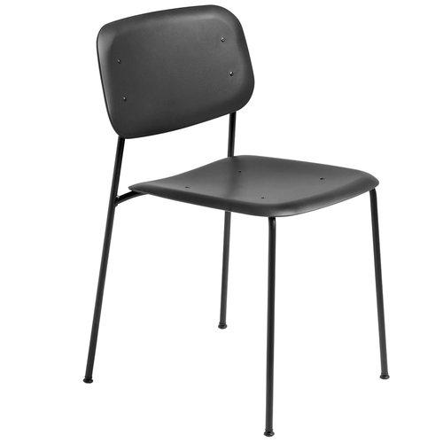 Hay Soft Edge P10 tuoli, musta
