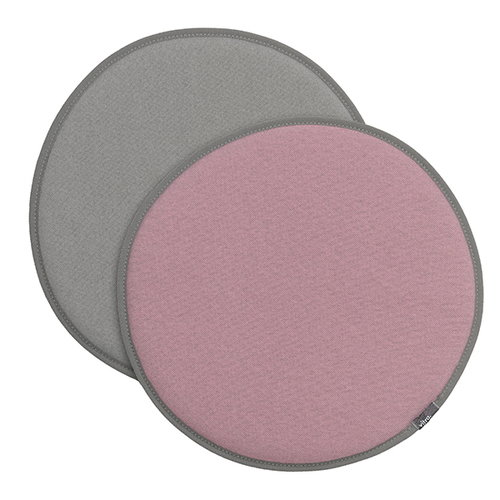 Vitra Seat Dot istuintyyny, vaaleanpunainen - vaaleanharmaa