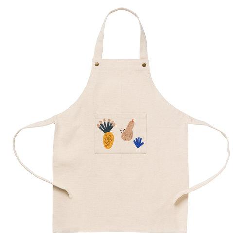 Ferm Living Fruiticana kids apron