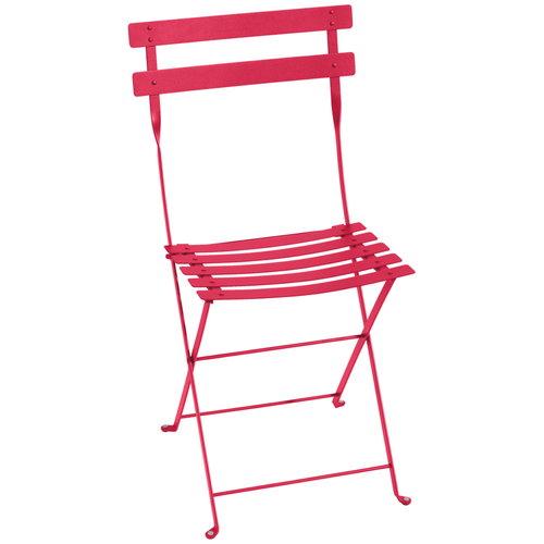 Fermob Bistro metal tuoli, pink praline