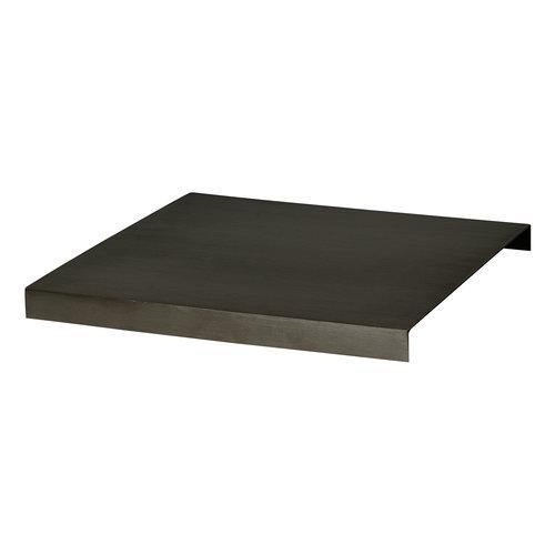 Ferm Living Plant Box tray, black brass