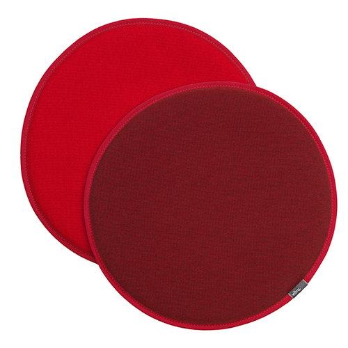 Vitra Seat Dot cushion, red - poppy red