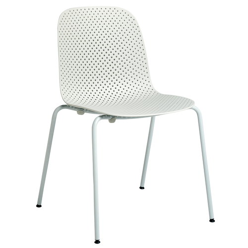 Hay 13Eighty chair, cement grey - soft green