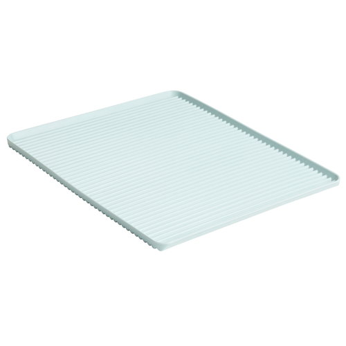 Hay Dish Drainer tray, light blue