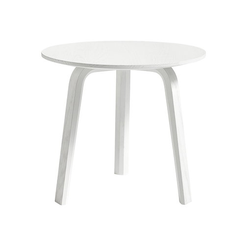 Hay Bella coffee table 45 cm, low, white