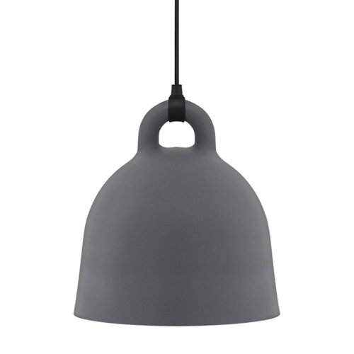 Normann Copenhagen Bell lamp S, grey