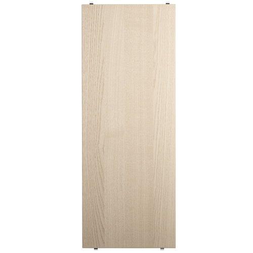 String String shelf 58 x 30 cm, 3-pack, ash