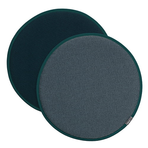 Vitra Seat Dot cushion, ice blue - petrol