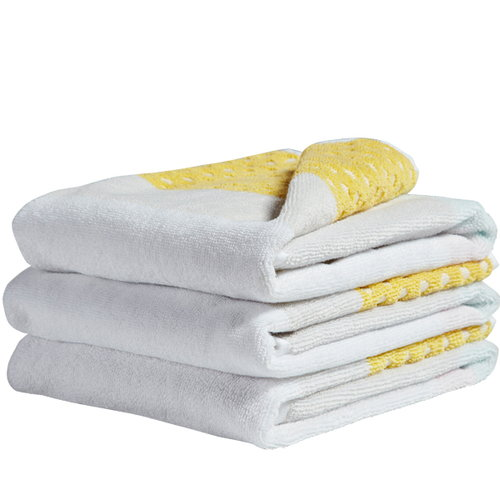 Hay S&B Guest towel, yellow