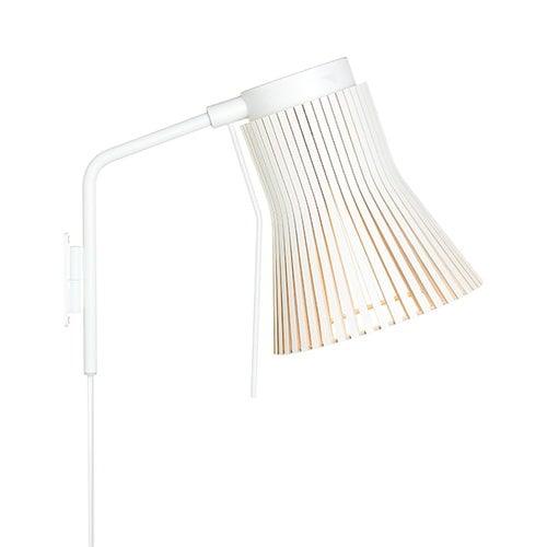 Secto Design Petite 4630 sein�valaisin, valkoinen