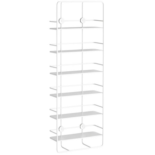 Woud Coup� vertical shelf, white