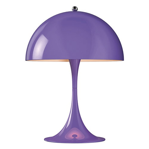 Louis Poulsen Panthella Mini table lamp, purple
