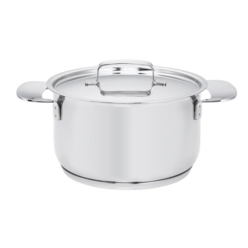 Fiskars All Steel Plus casserole 2,5 l