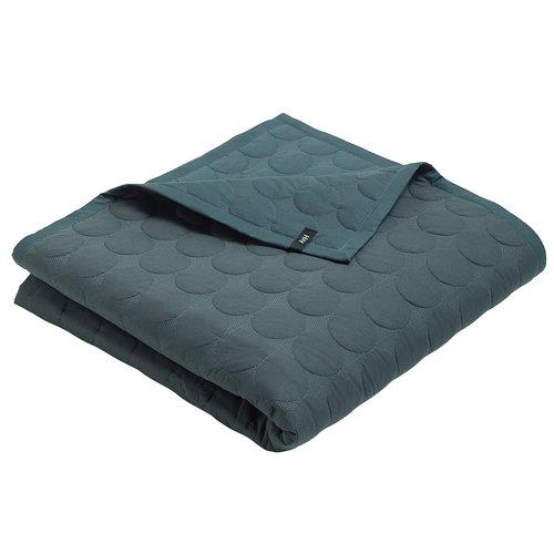 Hay Mega Dot bed cover, green