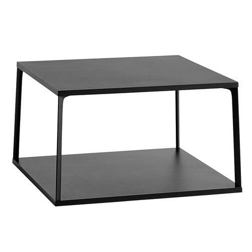 Hay Eiffel coffee table, square, 65 x 65 cm, black