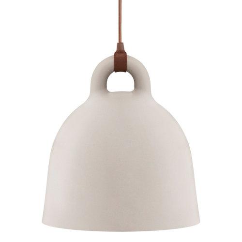 Normann Copenhagen Bell pendant L, sand