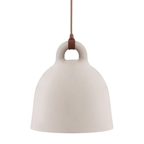 Normann Copenhagen Lampada Bell, S, sabbia